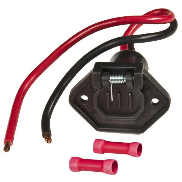 Sierra Trolling Motor Plug Sierra Part #WH10520