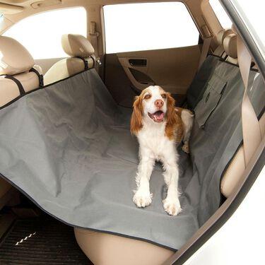 Gray Car Seat Saver