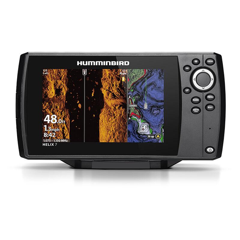 Humminbird Helix 7 CHIRP MEGA SI GPS G3N Fishfinder Chartplotter image number 1