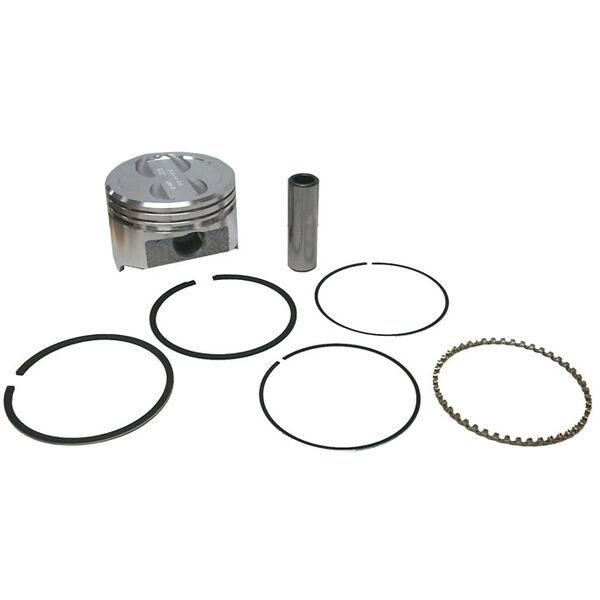 Sierra Piston Kit For Mercury Marine/GM/Volvo/OMC Engine, Sierra Part #18-4173