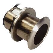 Raymarine B60-20 Thru-Hull Depth/Temp Transducer with 20° Tilted Element