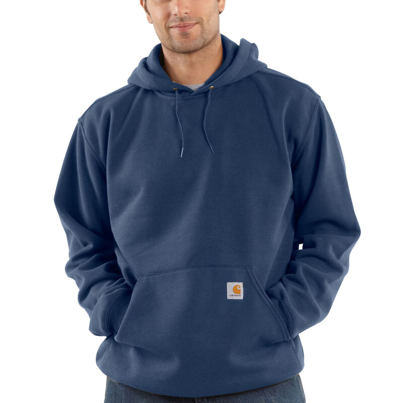 Carhartt Men's Hooded Pullover Sweatshirt image number 2