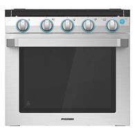 """Furrion 21"""" 2-in-1 Range Oven with Die-Cast Grate, Stainless Steel"""