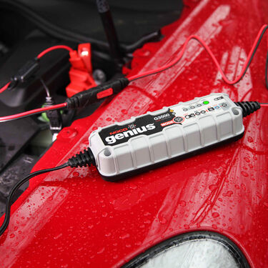 NOCO G3500 UltraSafe Smart Battery Charger