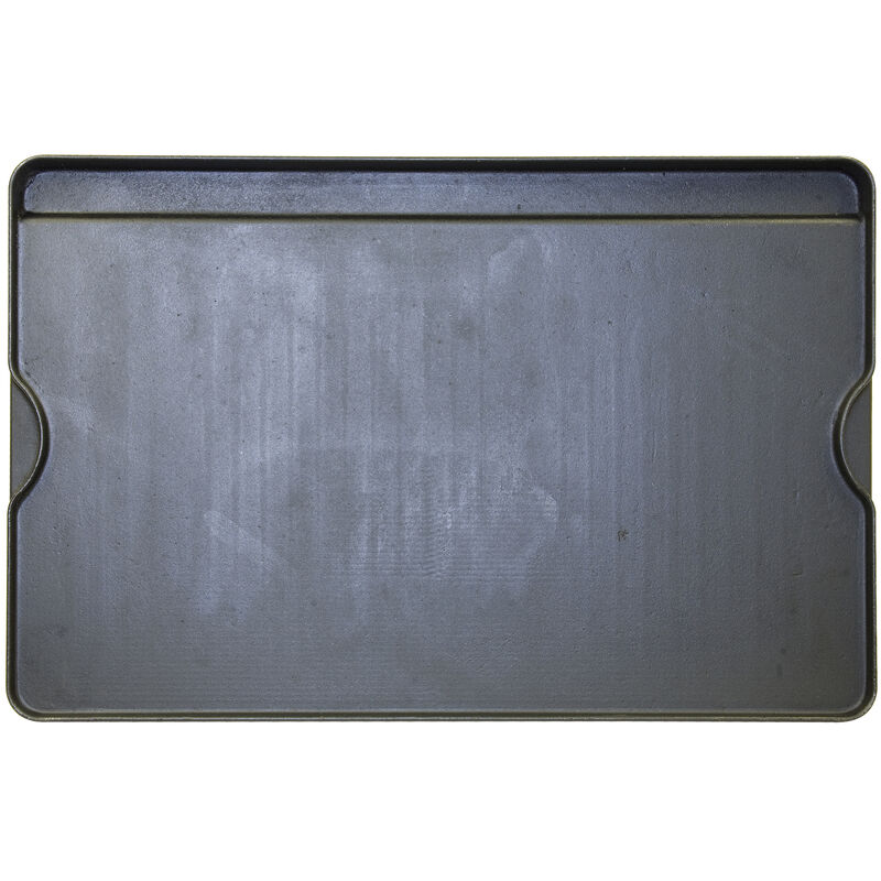 Camp Chef Reversible Cast Iron Grill & Griddle image number 2