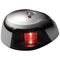 Attwood LED Deck-Mount Red Port Light With 2 NM Visibility