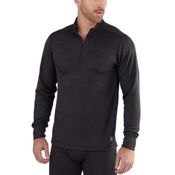 Carhartt Men's Base Force Extremes Cold-Weather Quarter-Zip Pullover