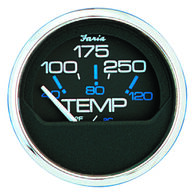 Faria Chesapeake SS Instruments - Water Temp Gauge (100°-250°)