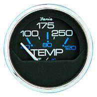 Faria Chesapeake SS Instruments - Water Temp Gauge (100°-250°)