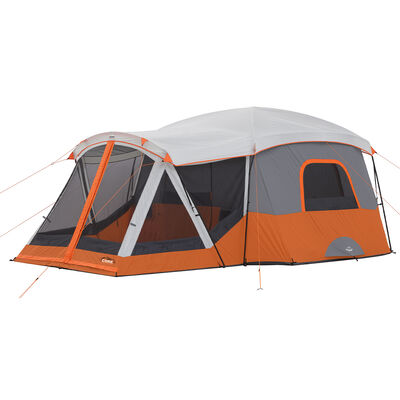 Core Equipment 11 Person Cabin Tent with Screen Room