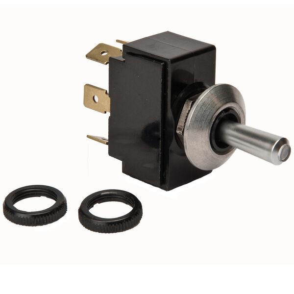 Sierra Toggle Switch (On)-Off-(On) SPDT, Sierra Part #TG23040