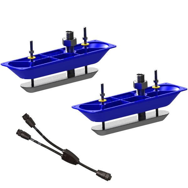 Navico StructureScan HD Sonar Thru-Hull Transducers With Y-Cable