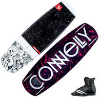 Connelly Groove Wakeboard With Optima Bindings
