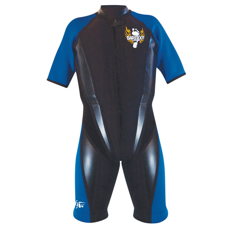 Barefoot International Iron Short-Sleeve Barefoot Wetsuit image number 1