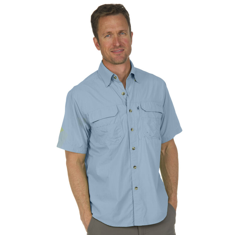Nepallo Men's Trophy Quick-Dry Short-Sleeve Shirt image number 3