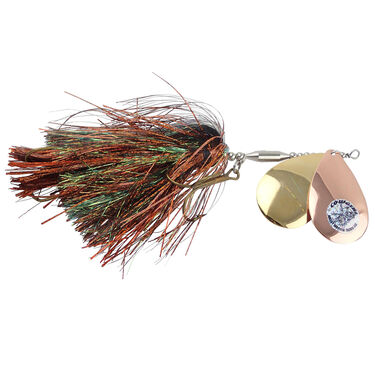 Musky Mayhem Tackle Double Cowgirl Inline Spinnerbait