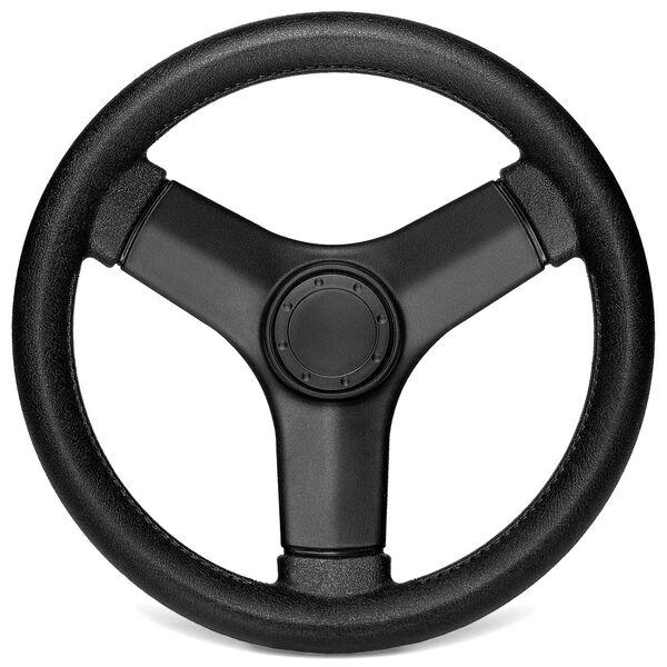 Detmar Viper EQ Steering Wheel With Soft Grip