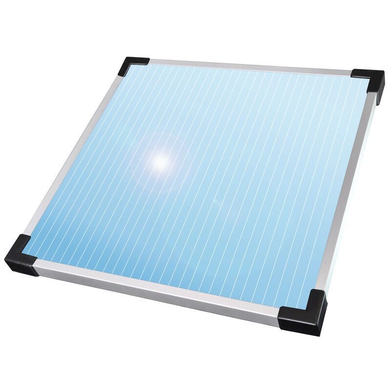 Sunforce 7-Watt Solar 12V Battery Trickle Charger image number 1