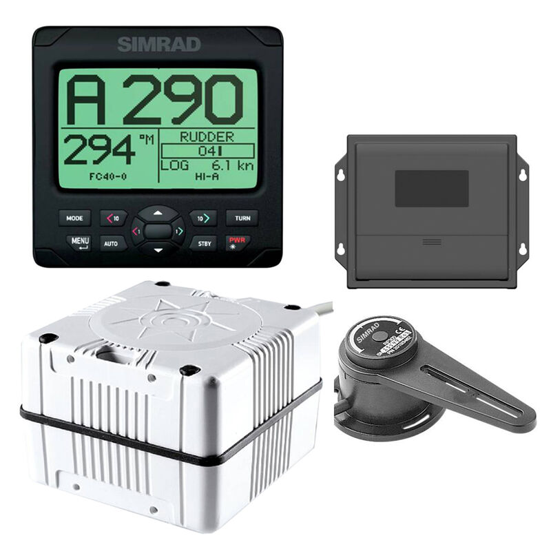 Simrad AP2401 Autopilot System image number 1