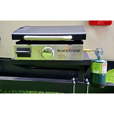Bumper Arm Griddle Table for Blackstone Griddle
