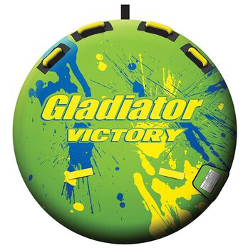 Gladiator Victory 1-Person Towable Tube