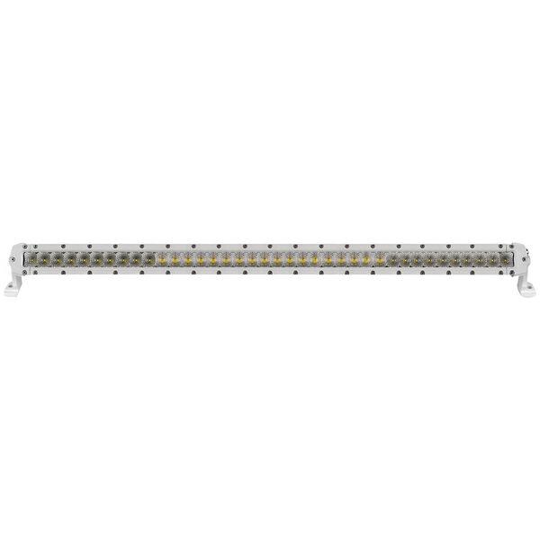 "Marine Sport Single Row 42"" LED Light Bar, White"