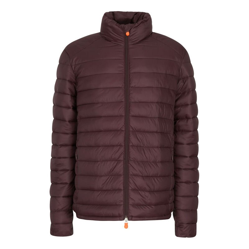 Save The Duck Men's Giga Mid Quilted Winter Coat image number 1