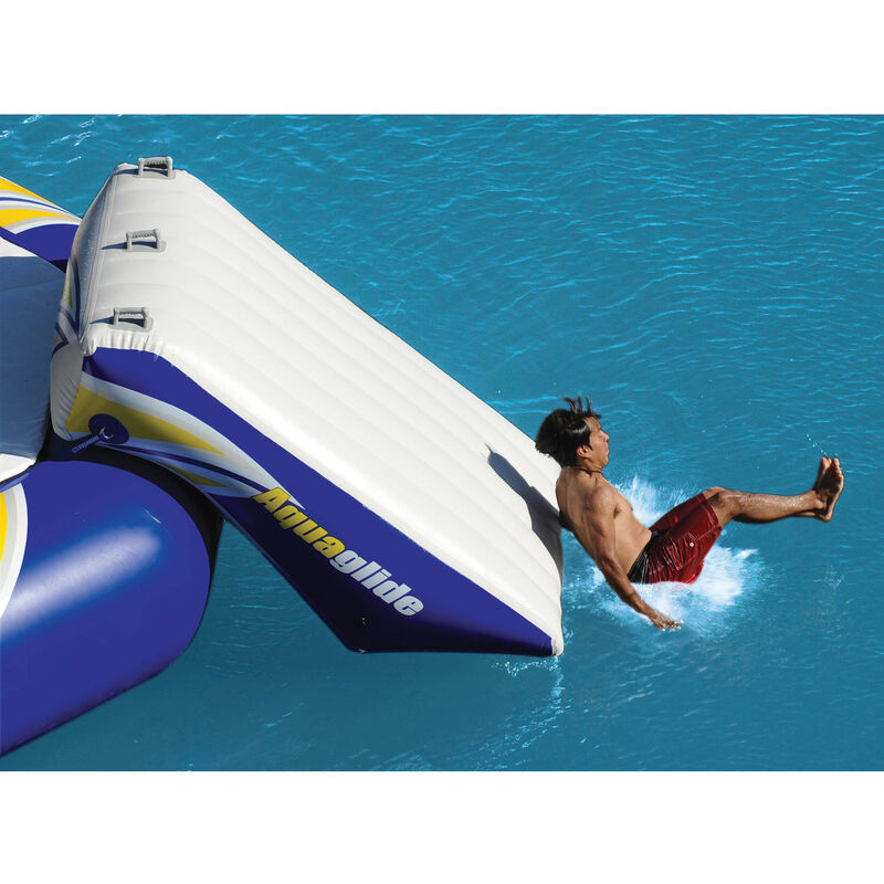 """Aquaglide Plunge Slide, 60""""W image number 2"""