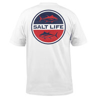 Salt Life Men's Seeing Tuna T-Shirt