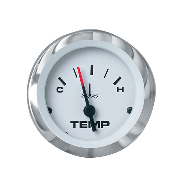 Sierra Lido Water Temperature Gauge