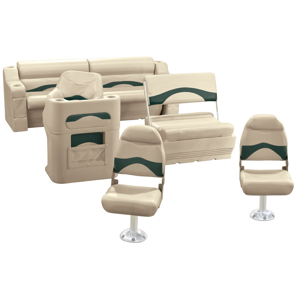 Toonmate Premium Pontoon Furniture Package Pontoon Fishing Group