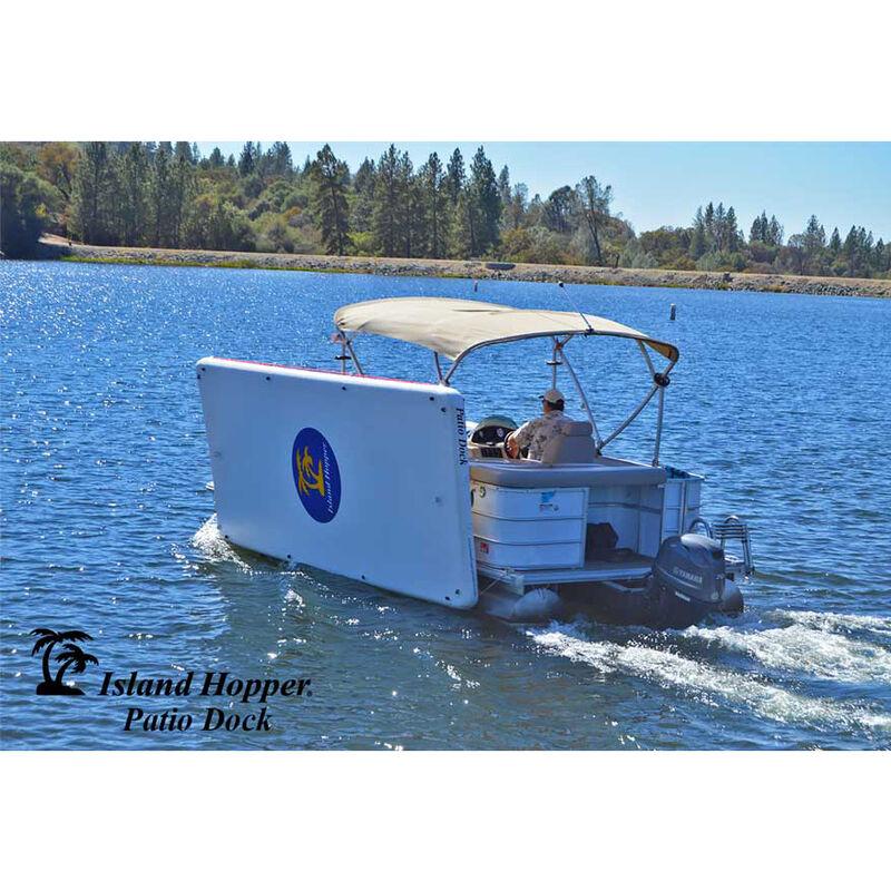 Island Hopper Patio Dock image number 8