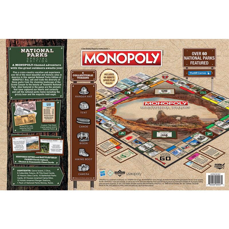 National Parks Monopoly image number 5