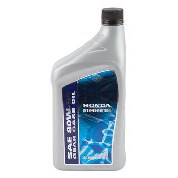 Honda Marine Outboard Motor Lower Unit 80W-90 Gear Case Oil, quart