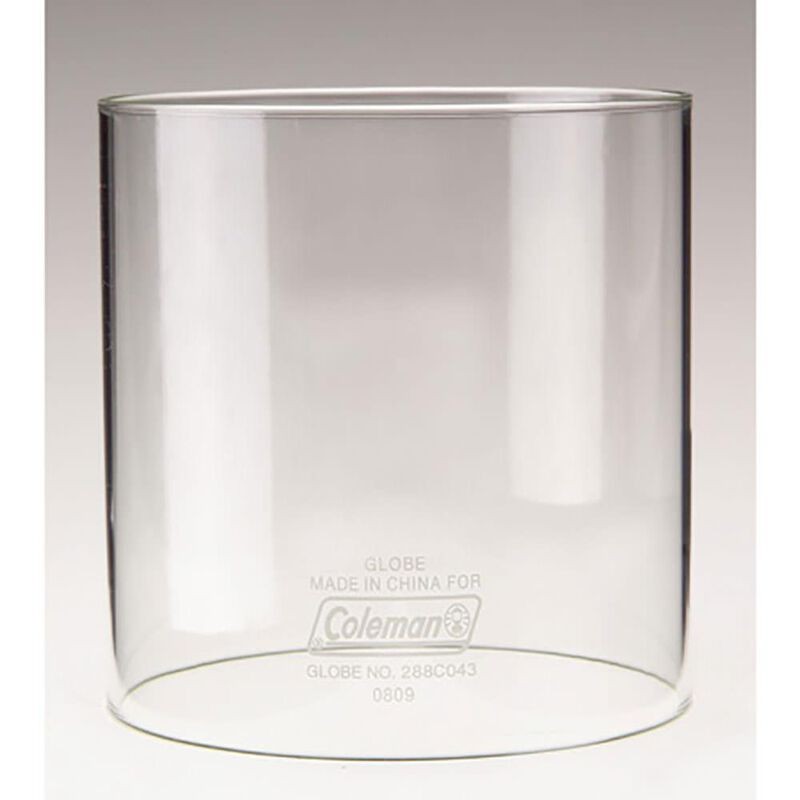 Coleman Straight Clear Replacement Globe image number 1