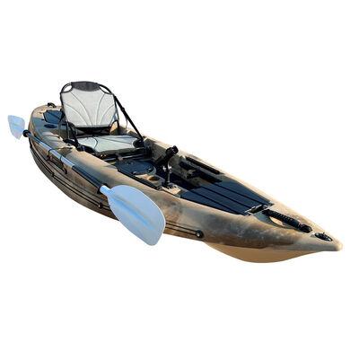 Erehwon Sawbill 10' Kayak with Paddle