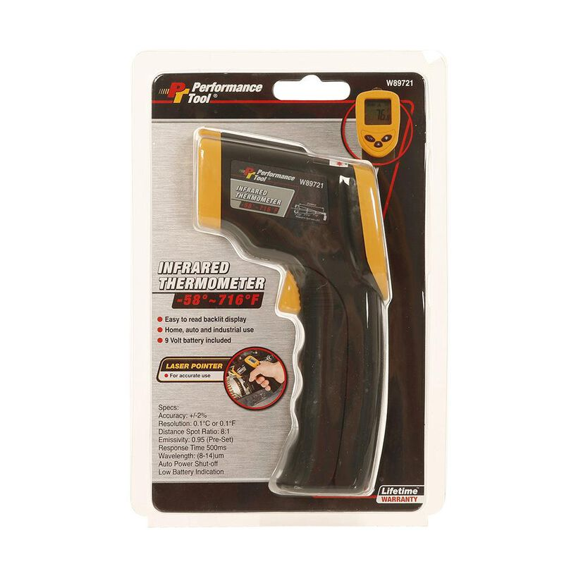 Infrared Thermometer image number 4
