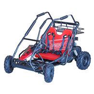 Coleman Powersports KT-196 Go-Kart, Red, 200cc