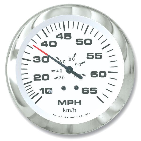 """Sierra Lido 3"""" Speedometer, 65 MPH"""