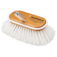 "Shurhold Classic 6"" Deck Brush With Stiff Polypropylene Bristles"