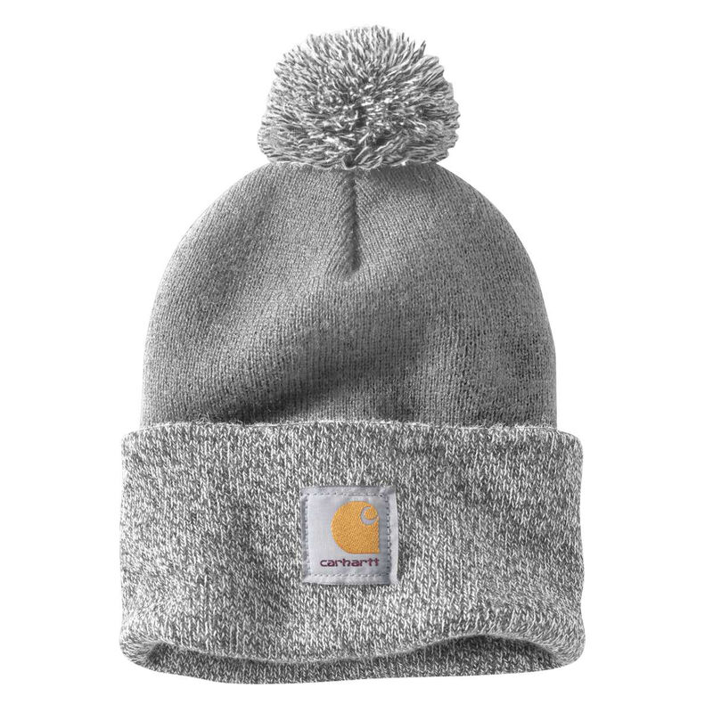Carhartt Women's Lookout Acrylic Pom Pom Hat image number 3