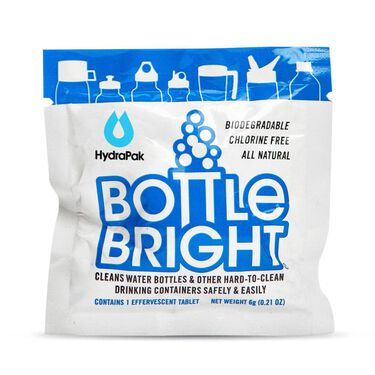 HydraPak Bottle Bright Cleaning Tablets