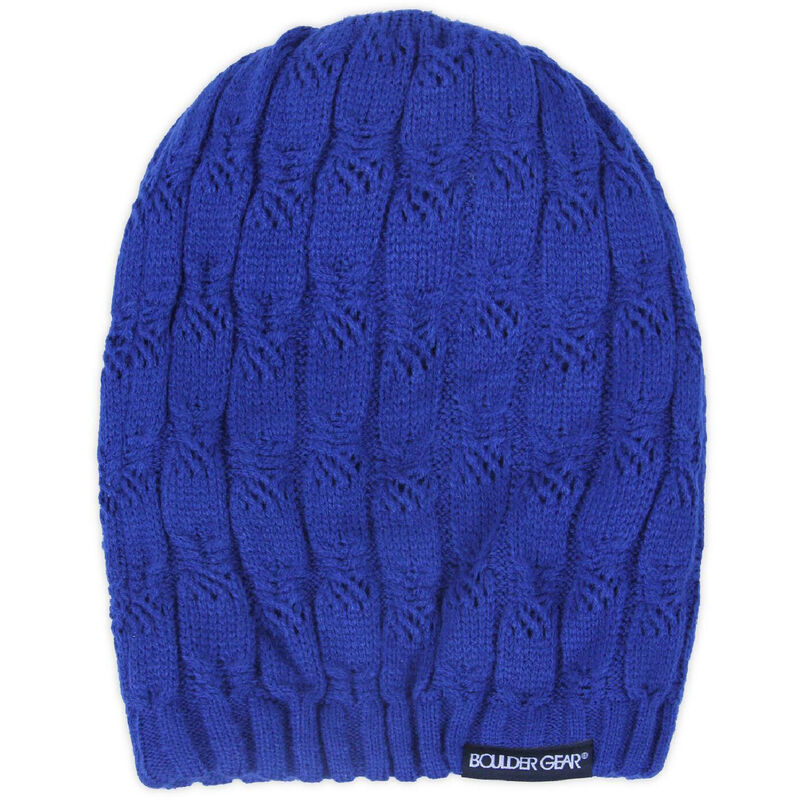 Boulder Gear Women's Toasty Knit Beanie image number 3