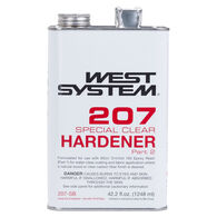 West System 207 Special Coating Hardener, 42 oz.