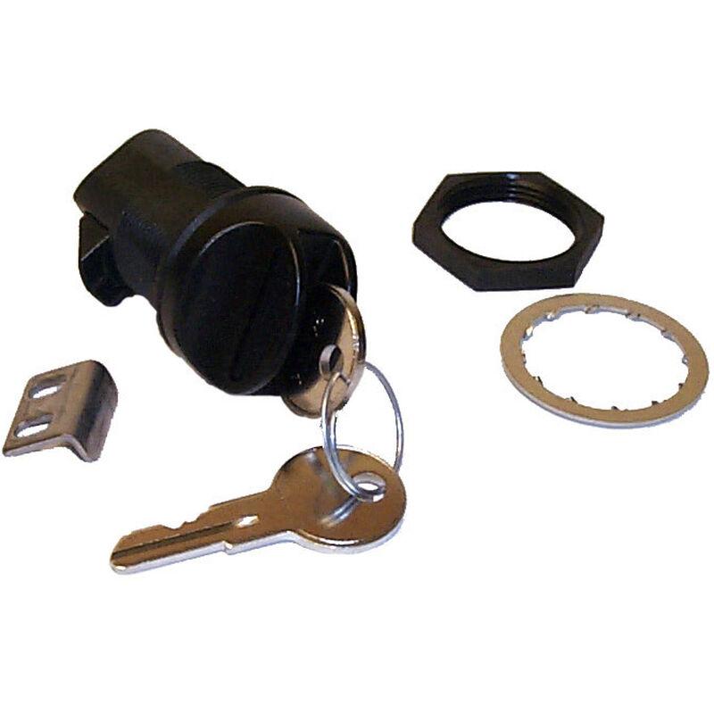 Sierra Glove Box Lock, Sierra Part #MP50560 image number 1