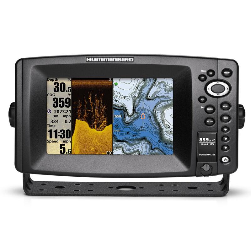 Humminbird 859ci HD DI Chartplotter Fishfinder Combo image number 1