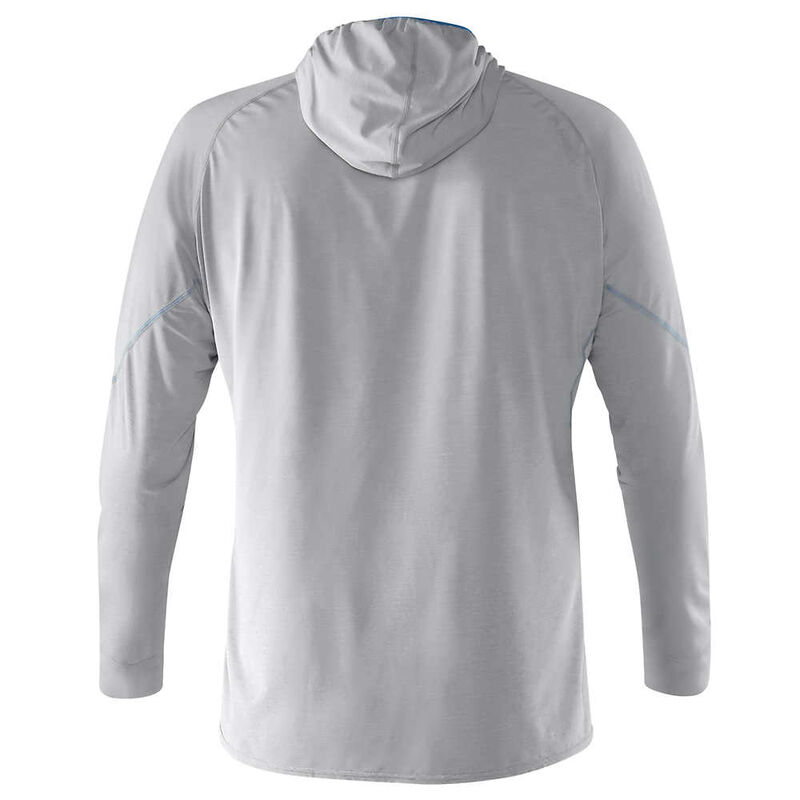 NRS Men's H2Core Silkweight Pullover Hoodie image number 4