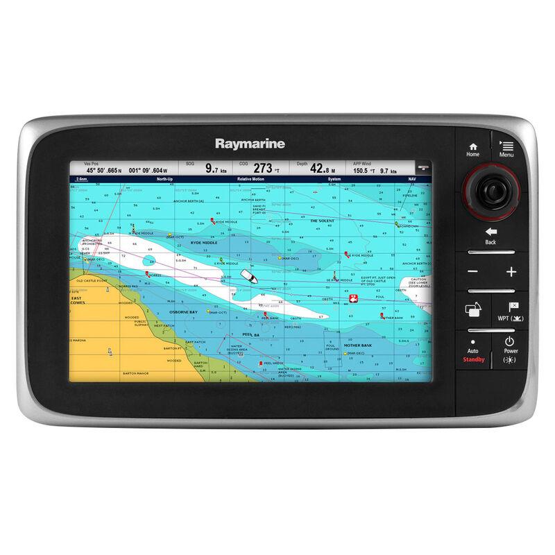 Raymarine c95 Multifunction Display - Lighthouse Navigation & NOAA Vector Charts image number 1