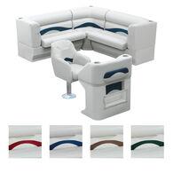 Toonmate Premium Pontoon Furniture Package, Rear Group Package C