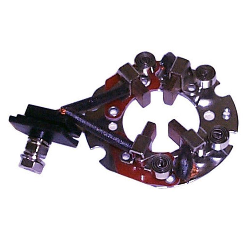 Sierra Brush Holder Assembly For Nissan/Tohatsu Engine, Sierra Part #18-56001 image number 1